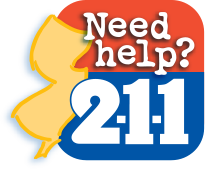 NJ211 Partnership Logo